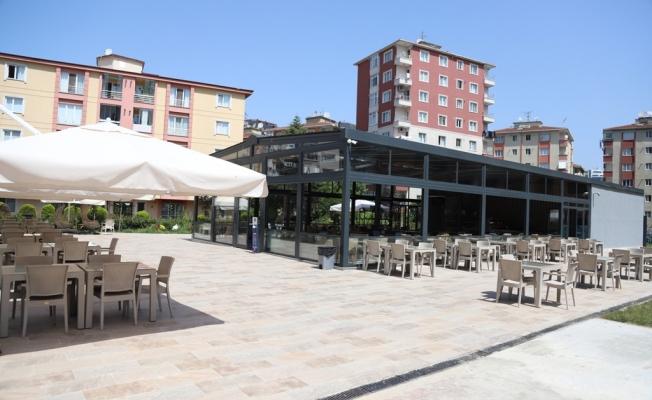 Kartal'a Artı Değer: Mehmet Ali Büklü Parkı Sosyal Tesisi Hizmete Açıldı