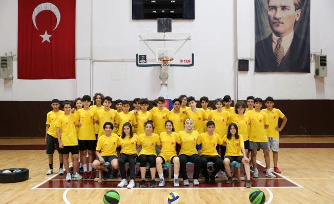 Küçükçekmece Belediyesi'nden Öğrencilere Spor Liselerine Hazırlık Kursu