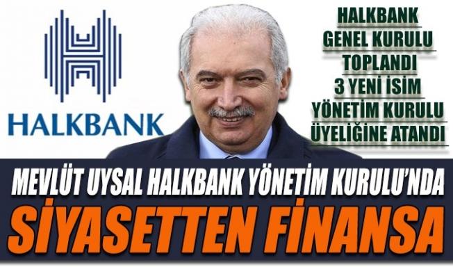 Mevlüt Uysal Başakşehir ve İBB'den Sonra Şimdi'de Halk Bank'a Nasıl Bir Zarar Veriyor ?