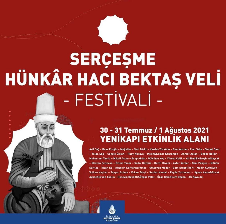 """""""Serçeşme Hünkar Hacı Bektaş Veli Festivali' Başlıyor"""