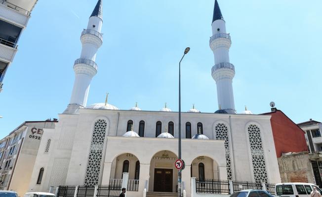 Süleymaniye Mahallesi Yeni Camisine Kavuştu