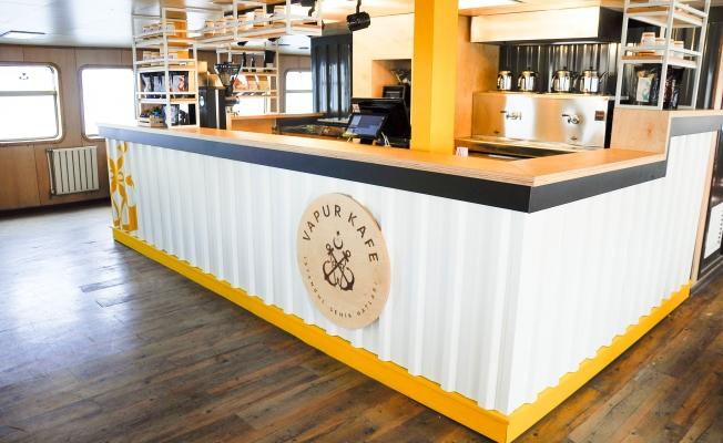 Vapurda Kafe Keyfi İstanbulluları Bekliyor