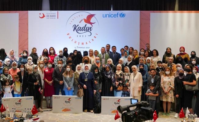 Yerelde Kadın Buluşmaları'nın 9'uncusu İstanbul Esenyurt'ta Gerçekleştirildi