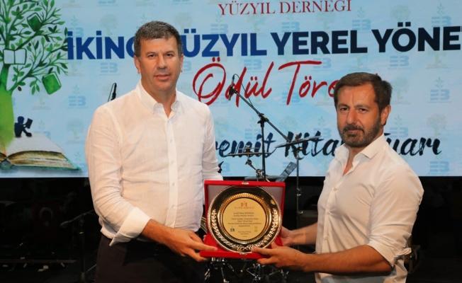 Anlat Kadıköy Projesi'ne İkinci Yüzyıl Yerel Yönetimler Ödülü