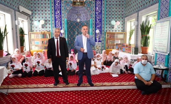Bağcılar'da Yaz Kur'an Kursu Sona Erdi