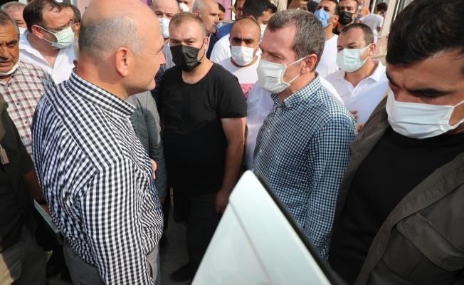 Başkan Ömer Arısoy'dan Afet Bölgesi Kastamonu ve Sinop'a Ziyaret