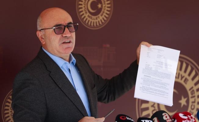 CHP'li Tanal'dan Yanan Orman Alanları Betonlaştırılmasın Teklifi