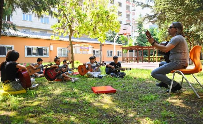 Esenyurtlu Çocuklar, Kültür Akademisi İle Gelişiyor Ve Sosyalleşiyor