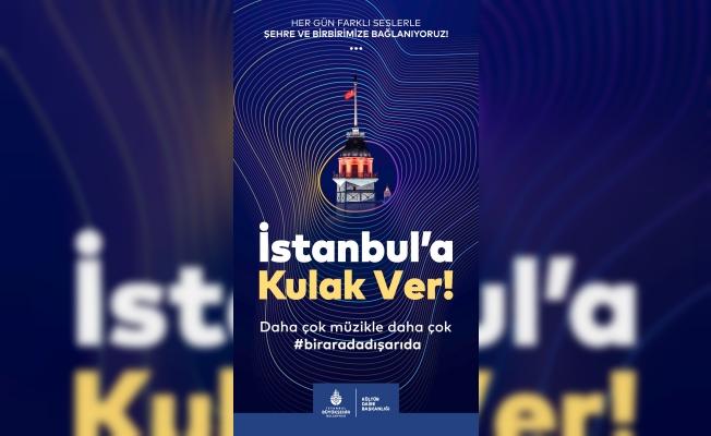 İstanbul'a Kulak Ver!