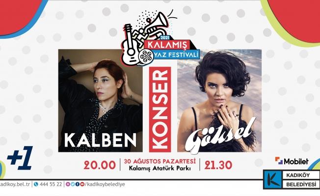 Kalamış Yaz Festivali +1 Süpriz Konseriyle Kapanışı Yapıyor