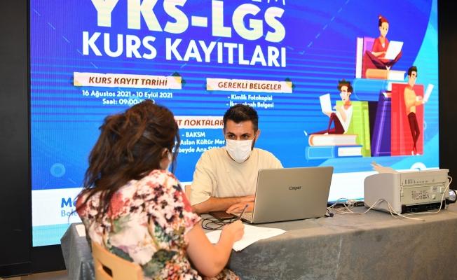 LGS Ve YKS Kursları İçin Ön Kayıtlar Başladı