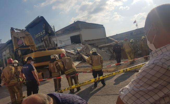 MASKO'daki Bina Neden Çöktü ?