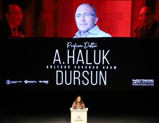 Prof. Dr. Ahmet Haluk Dursun Zeytinburnu'nda Düzenlenen Özel Bir Belgeselle Anıldı