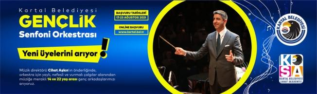 Sanat Akademisi Gençlik Senfoni Orkestrası Yeni Üyelerini Arıyor