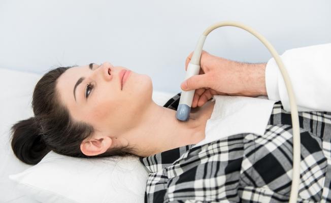 Tiroiddeki İyi Huylu Tümörler Yakılarak Yok Edilebiliyor