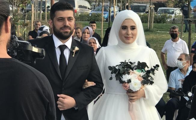 Türkiye'de ,İlk Kez Bir Nikahta 21 Şahit