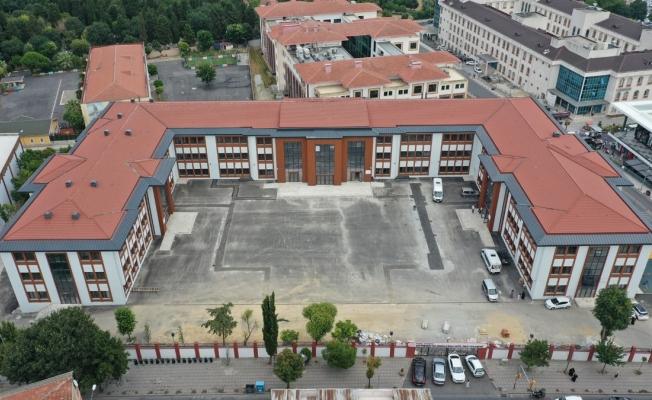 Zeytinburnu'nun 'Yeni Okulları' 'Eğitime' Hazırlanıyor