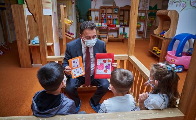 Babacan: Yeni Okul Yılı Hayırlı Olsun  'Zorunlu Eğitim 3 Yaşında Başlamalı'