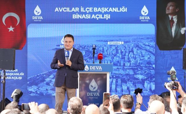 Babacan:Türkiye'yi Öfkeye Teslim Etmeyeceğiz