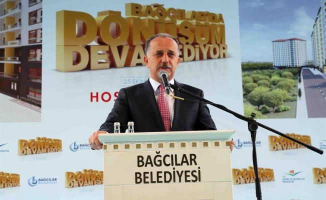 Bağcılar Belediyesi'nin Kentsel Dönüşüm Strateji Belgesi onaylandı
