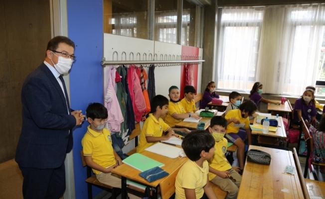 Başkan Deniz Köken'den İslambey İlkokulu'na Ziyaret