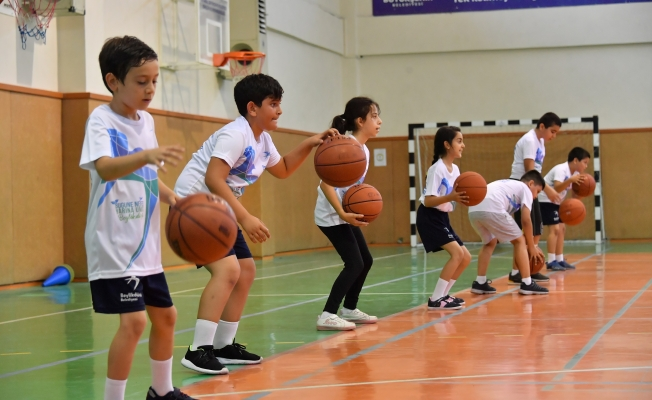 Beylikdüzü'nde Şimdi Spor Zamanı