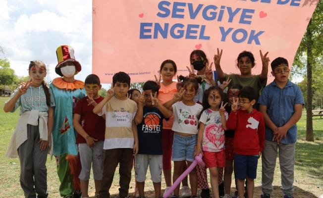 Küçükçekmece Belediyesi'nden Özel Çocuklar İçin Özel Etkinlik