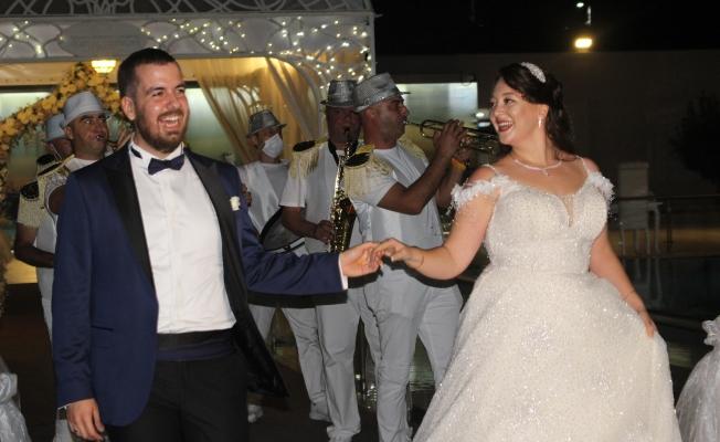 Meclis Üyesi Mimar Beste Dede ve Tayfun Zorlu Evlendi
