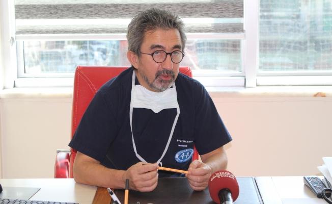 Prof. Akıncı Dünya Kalp Günü Nedeni İle Kalp Ve Damar Hastalıklarına Dikkat Çekti…