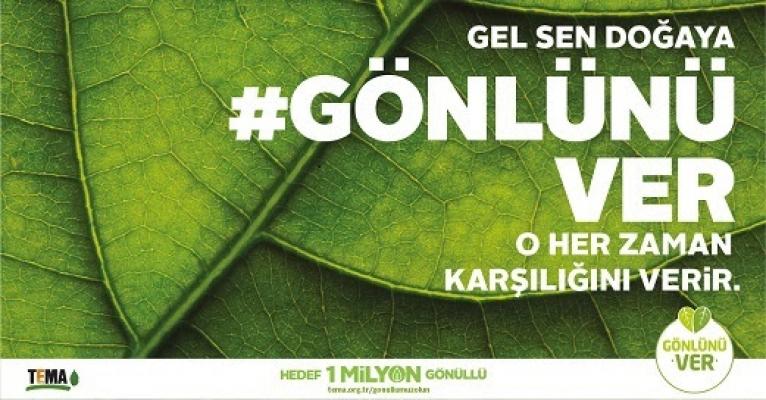 Tema Vakfı İstanbul'da Bağcılar, Beşiktaş, Çatalca ve Sultanbeyli Gönüllü İlçe SorumlarıArıyor!