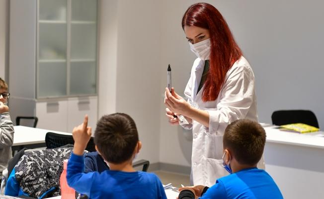 11 Bin Beylikdüzülü Kültürsem'den Eğitim Alıyor