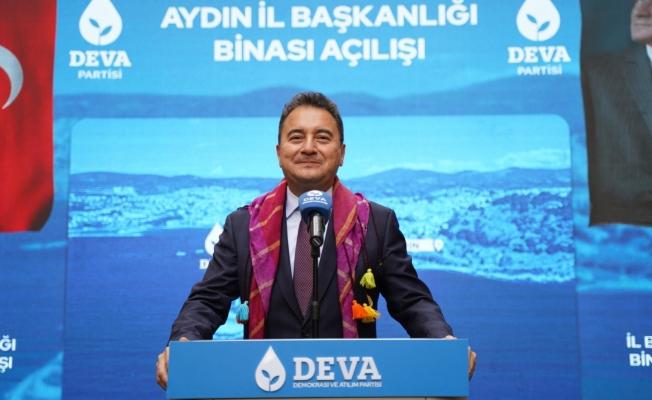 ALİ BABACAN:  'Faiz kararı Merkez Bankası'nın değil, Sayın Erdoğan'ın'