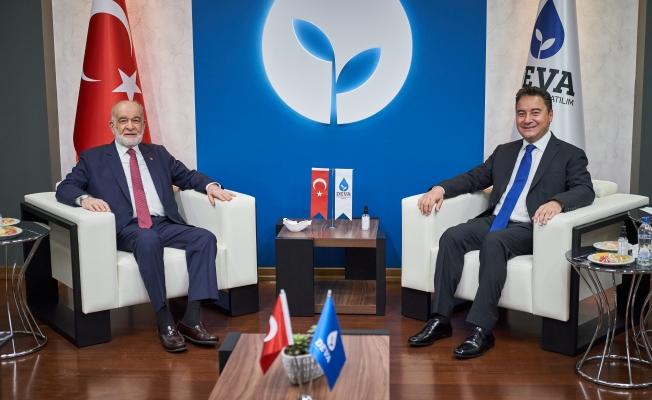 ALİ BABACAN:  'Sayın Erdoğan'ı çarşıya çıkıp insanların arasına karışmaya çağırıyoruz'