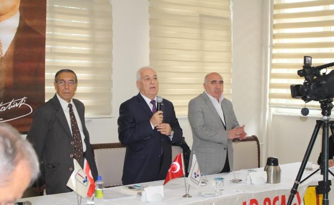 Aydınlar Ocağı Genel Merkezi 25.Olağan Kongresini Zeytinburnu'nda Yaptı