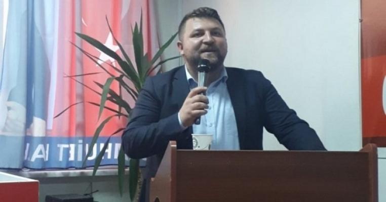 Başakşehir Başkanı Av.Deniz Bakır memurlar CHP iktidarını bekliyor