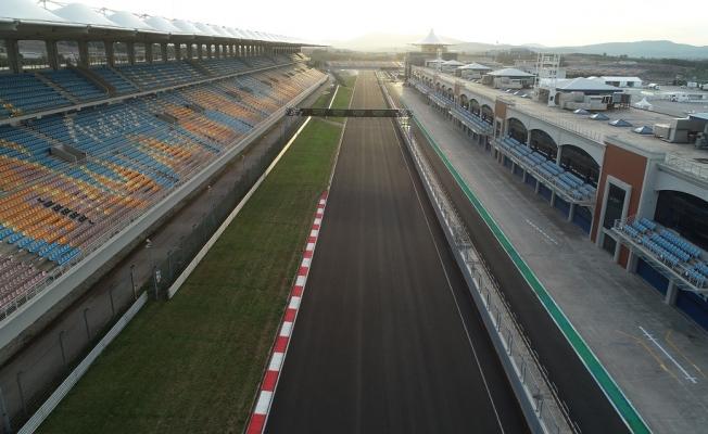 İstanbul 'Formula 1'e Hazır