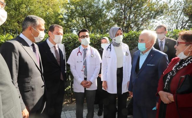 Maltepe Aile Sağlığı Merkezi Hizmete Açıldı