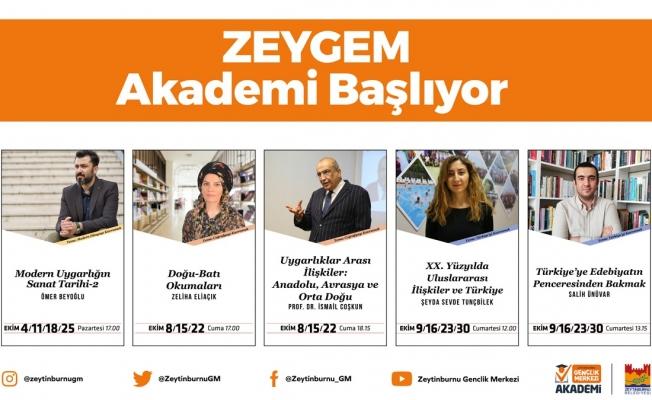 'ZEYGEM Akademi Semineri'yle Dün, Bugün ve Yarın Arasında Bağ Kurmak