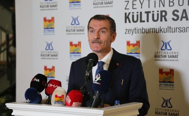 Zeytinburnu Kültür ve Sanat Merkezi'nin Yeni Sezon Açılışı Gerçekleşti