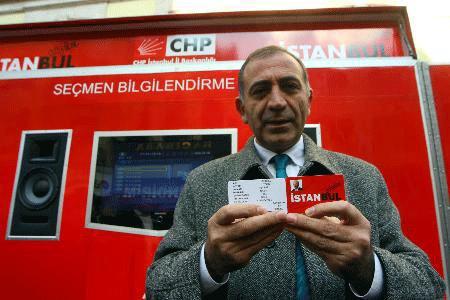 CHP İstanbul İl Başkanı Gürsel Tekin Erken Seçim Startını Verdi
