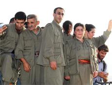 Kandil'den yeni PKK'lılar geliyor