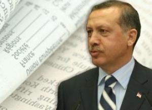 Tayyip Erdoğan'a suç duyurusu