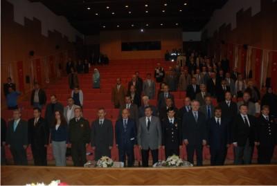 Zeytinburnu İlçe Emniyet Müdürlüğü Huzur Toplantısını Yaptı