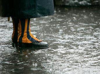 İstanbul'da kuvvetli sağanak yağış uyarısı