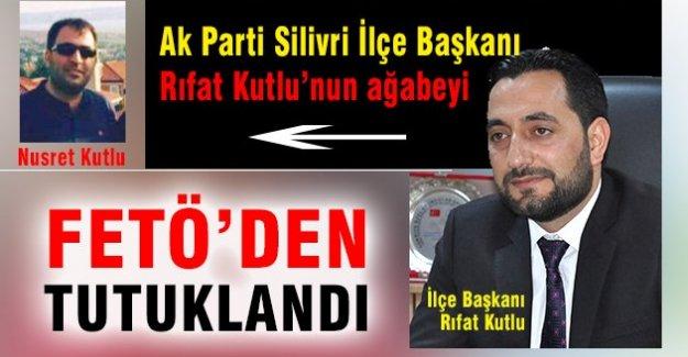 AK Parti Silivri'de FETÖ depremi