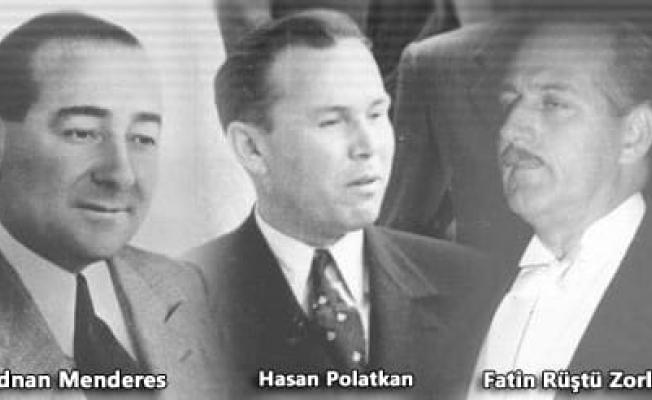 Zeytinburnu'nun Ebedi Sakinleri Menderes, Zorlu Ve Polatkan'ı Rahmetle Yad Edildi