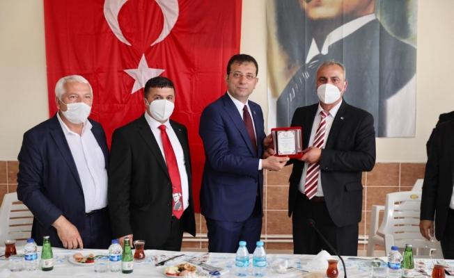 """İmamaoğlu'dan """"Cemevi"""" Müjdesi"""