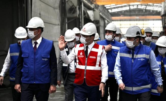"""İmamoğlu: """"Deprem Ana Mesele; Kanal İstanbul Boşboğazlık"""" Dedi"""