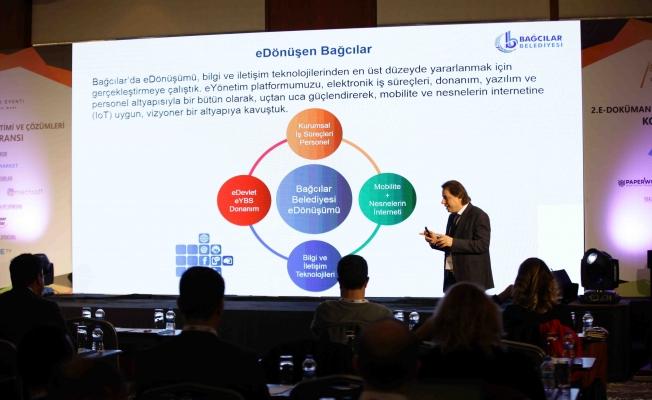 IDC CIO SUMMIT 2020'den Bağcılar Belediyesi'ne ödül