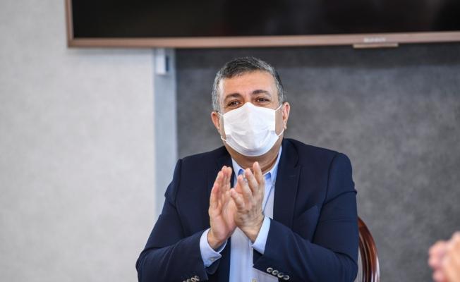 Koronavirüs Tedavisi Biten Başkan Bozkurt Görevine Başladı